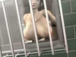big boobs, cartoon, hentai