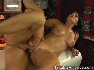 Hawt porno mažutė erin marxxx aawaiting a load apie sperma blasting.