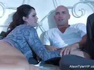 Alison tyler dan beliau male gigolo