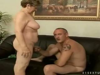 Hot mature bitch gets fucked hard