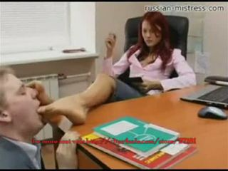 Russian-mistress jalg ori