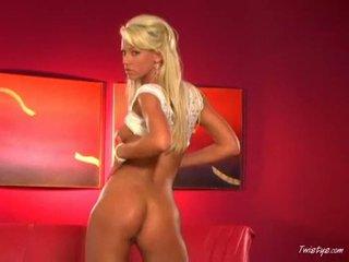 Tanya James - Twistys Strip FULL