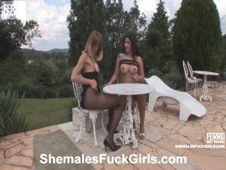 Hot Mix Of Andreia, Bianca, Anita Hard...