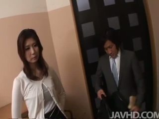 Japanilainen anaali ja creampie