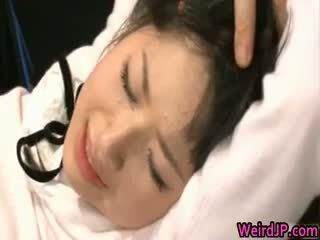 Aya sakuraba 꼬인 아시아의 모델 part2