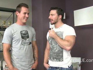 Chad και reese τσιμπούκι stimulation
