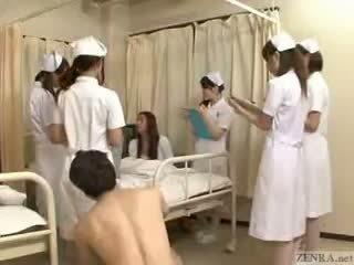 Peatus the aeg kuni fondle jaapani nurses!