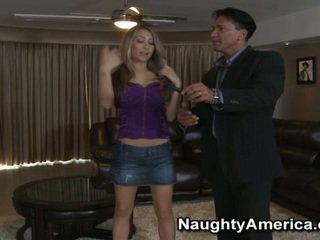 Sensuous Star Natalia Rossi In Smut America Scene!