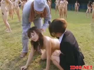 смуча, гол, жена