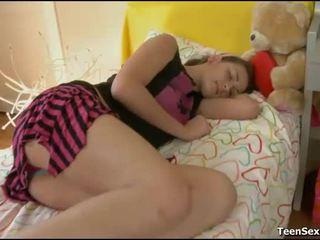 bedroom sex, i fjetur, sleeping porn