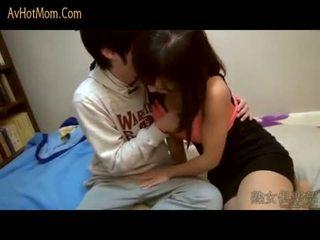 oral seks, japanese, remaja