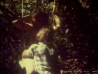 रेट्रो अश्लील, विंटेज सेक्स, the hole sex scenes
