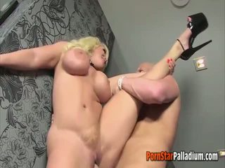 Alura Jenson and Christian Black