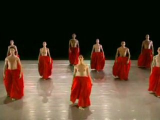 Goli ples ballett skupina