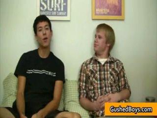 Erick & Austin Homosexual Fucking And Sucking
