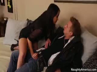 brunete, big boobs, blowjob