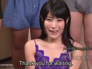 Subtitled japanilainen gokkun swallowing puolue kanssa chigusa hara