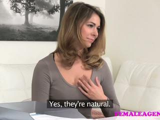 Femaleagent Hot Kazakhstan-russian Student: Free HD Porn 32