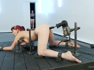 You Do Have A Robot Pussy A Dp Electro Scene With Anal
