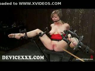 Seotud adrianna nicole gets flogged ja tussu toyed