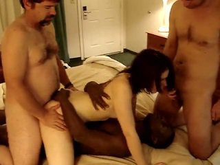 3 guys gangfuck mans sieva sylvia pie a motel uz phx 4